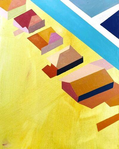 Kate Hooray Osmond, 'Little Boxes B', 2019