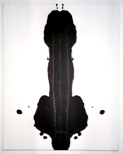 Andy Warhol, 'Rorschach', 1985