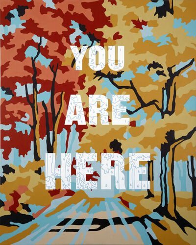 Trey Speegle, 'You Are Here', 2011
