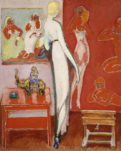 Kees van Dongen, 'Amusement', 1914