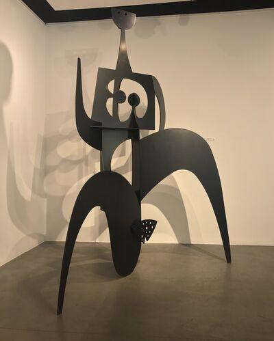 Philippe Hiquily, 'Marathonienne 275 cm', 1981