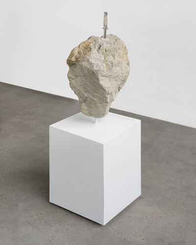 Volker Hüller, 'Distel', 2019