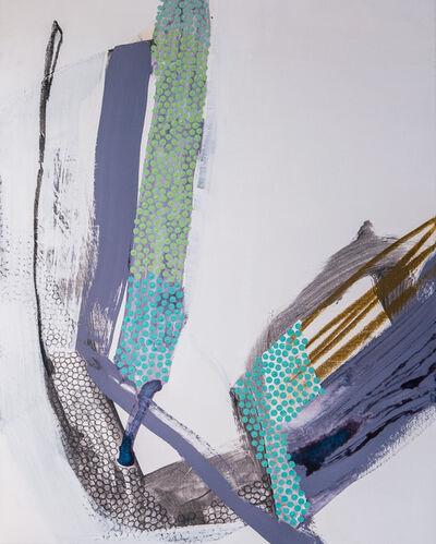 Melanie Grein, 'Blue Rain', 2019