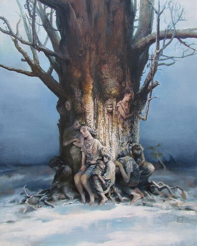 Linda Adair, 'Tree of Splintered Dreams', 2015
