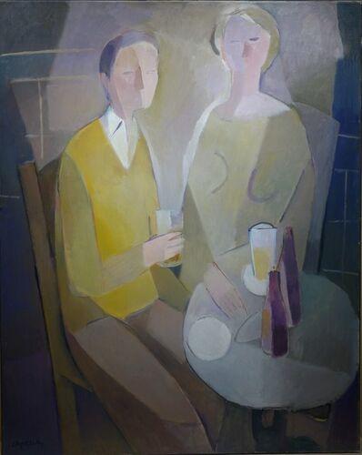 Joan Capella, 'Parella al bar'