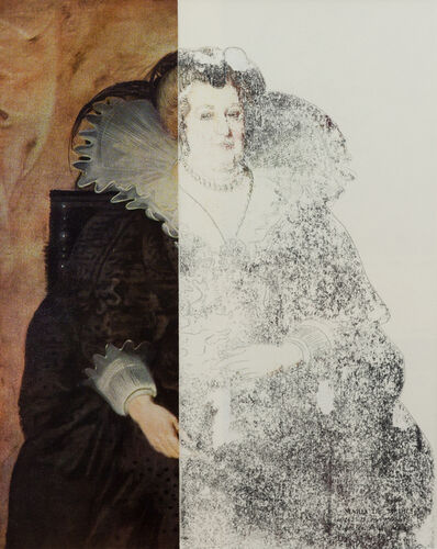 Gabriele Di Matteo, 'Ritratto di Maria dei Medici', 2014