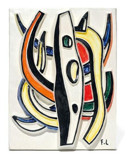 Fernand Léger, 'Composition abstraite', 1950-53
