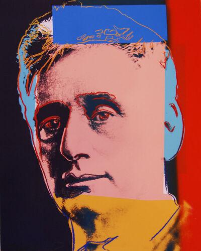 Andy Warhol, 'Louis Brandeis (FS II.230)', 1980