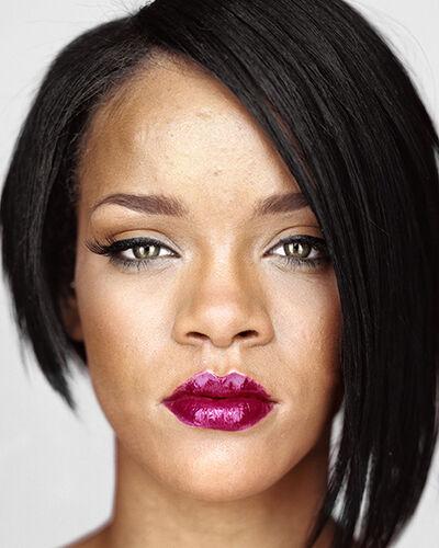Martin Schoeller, 'Rihanna'