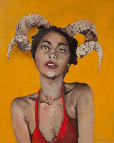 Farnaz Zabetian, 'Melancholia', 2017