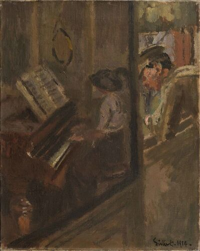 Walter Richard Sickert, 'Tipperary', 1914