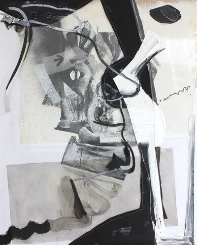 Ryan Sluggett, 'Black and White Daddy (Money Bags)', 2014