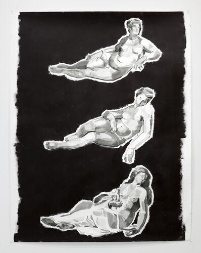 Laura Jasek, 'One and Three Women', 2016
