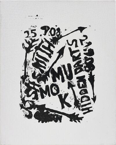 Josh Smith, 'Untitled', 2008