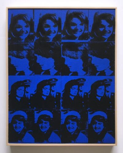 Richard Pettibone, 'Andy Warhol, 'Sixteen Jackies', 1964', 1996