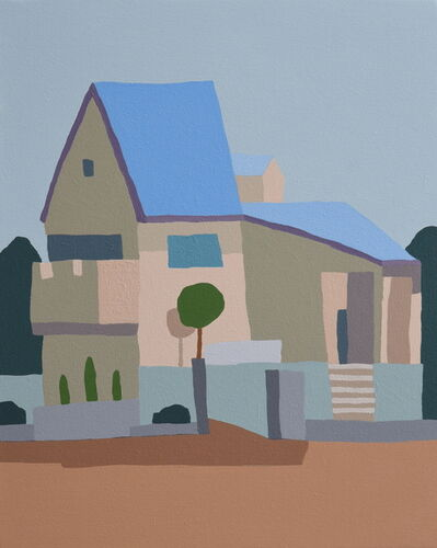 Motonori Uwasu, 'House', 2017