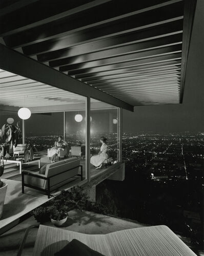 Julius Shulman, 'Case Study House #22, Pierre Koenig, Los Angeles, California', 1960