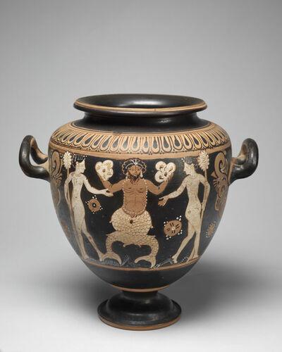 Unknown Artist, 'Etruscan Red-Figure Stamnos'