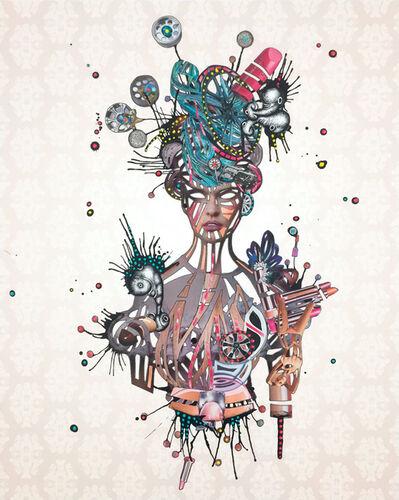 Debra Hampton, 'Continental Mistress', 2015
