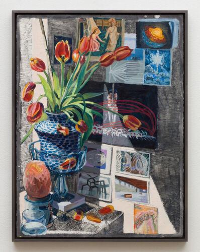 Christine Frerichs, 'Open Tulip', 2018
