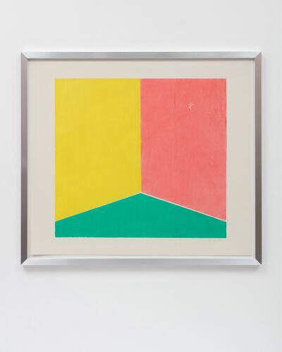 Andrea Büttner, 'Corner', 2011