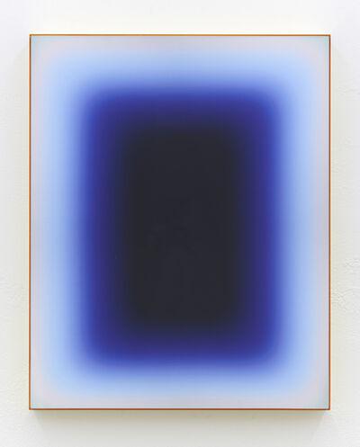 Jonny Niesche, 'Atoms Encode (Violet Hologram)', 2020