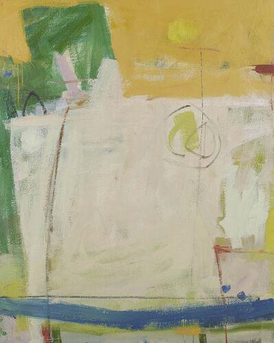 Chloe Lamb, 'Blue, Yellow and Green', 2017