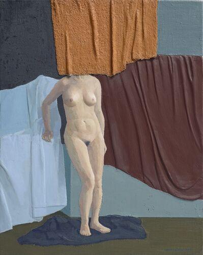 Huang Yishan, 'Nipples as Eyes', 2015
