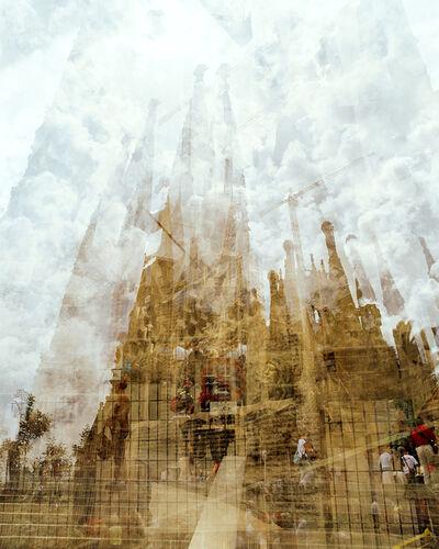 Doug Keyes, 'La Sagrada Familia, Barcelona', 2006