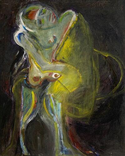 Esther Liu, 'Yellow Cape', 1984