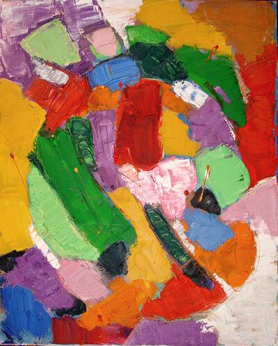 Marcel Kahhak, 'Abstract/Dancers', 2000