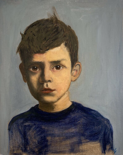 Holly Wilson, 'The Boy in Color', 2019