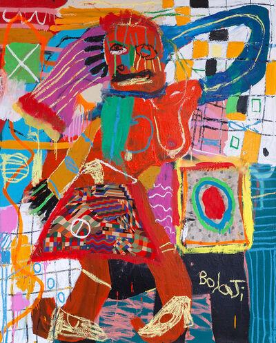 Adébayo Bolaji, 'In Her Shoes', 2018
