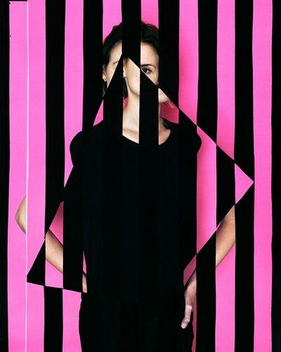 Hannah Whitaker, 'Trapezoid Portrait', 2014
