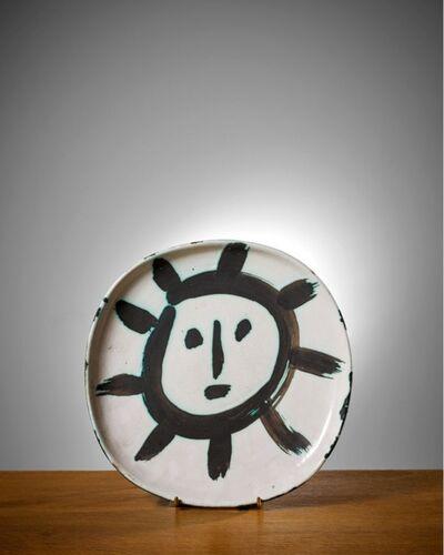 Pablo Picasso, 'Plat soleil'