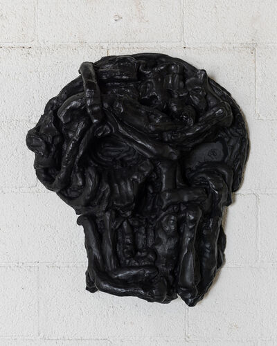 Thomas Houseago, 'Skull Mask II', 2014