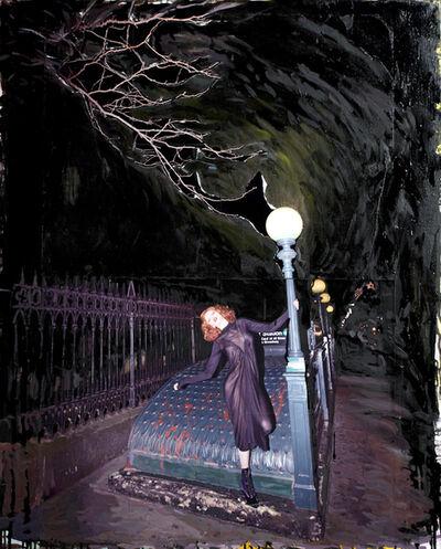 CHRIS CAROLINA, '#58 WALL STREET STATION'