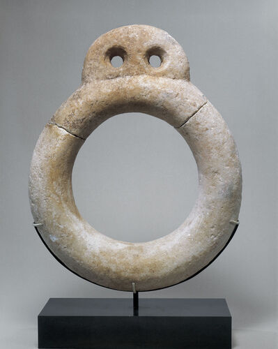 "'Anthropomorphic ""Idol"", Anatolian', 5th-4th millenium"