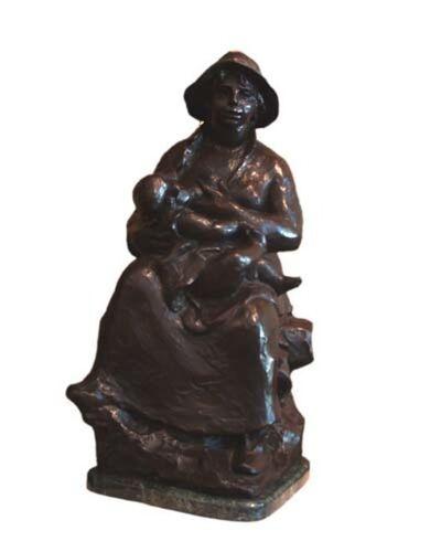 Pierre-Auguste Renoir, 'La Maternite', 1916