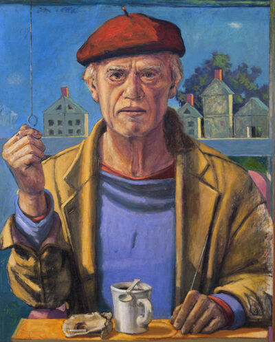 George Bartko, 'Self Portrait', 2010-2011