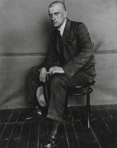 Alexander Rodchenko, 'Portrait of Vladimir Mayakovsky', 1924