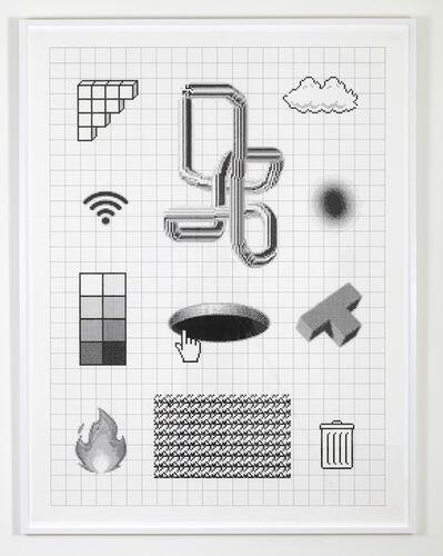 Arno Beck, 'Accumulation III', 2019