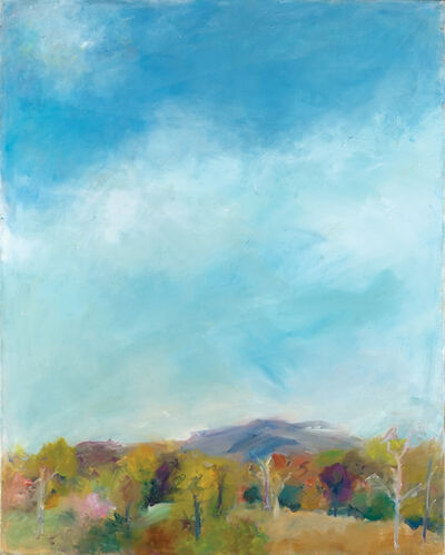 Mary Page Evans, 'April Amherst', 2008