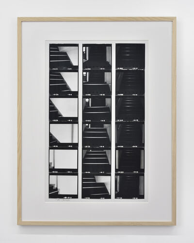 Norio Imai, 'Amount of light (toward 3rd floor)', 1976