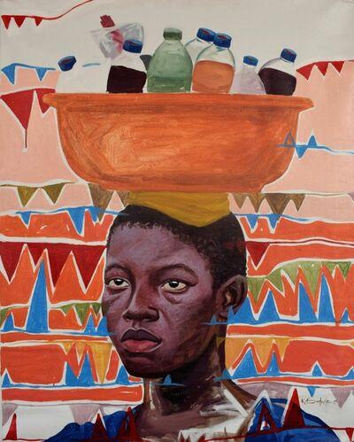 Kwesi Botchway, 'Survivor', 2019