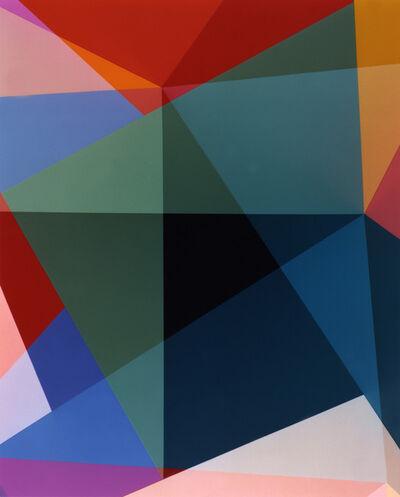 Shirana Shahbazi, '[Komposition-82-2013]', 2013