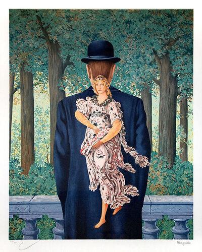 René Magritte, 'Le Bouquet tout fait', 2003