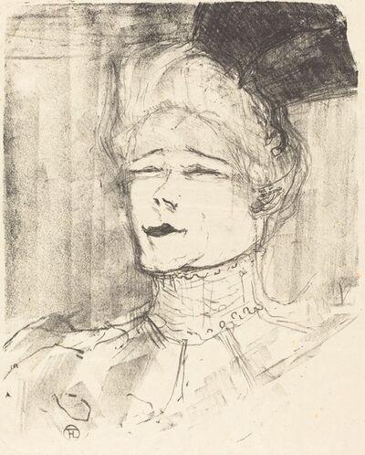 Henri de Toulouse-Lautrec, 'Jeanne Granier', 1896