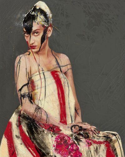 Lita Cabellut, 'Impulse 3', 2015