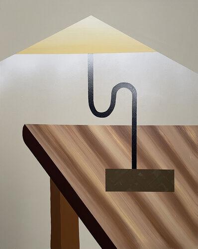 Garance Vallée, 'Table Eclairée', 2021